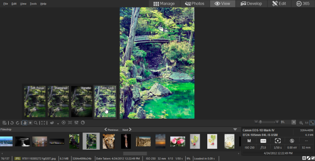 select_snapshot
